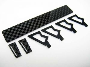 Carbon Rear Wing for BMW M3 GTR